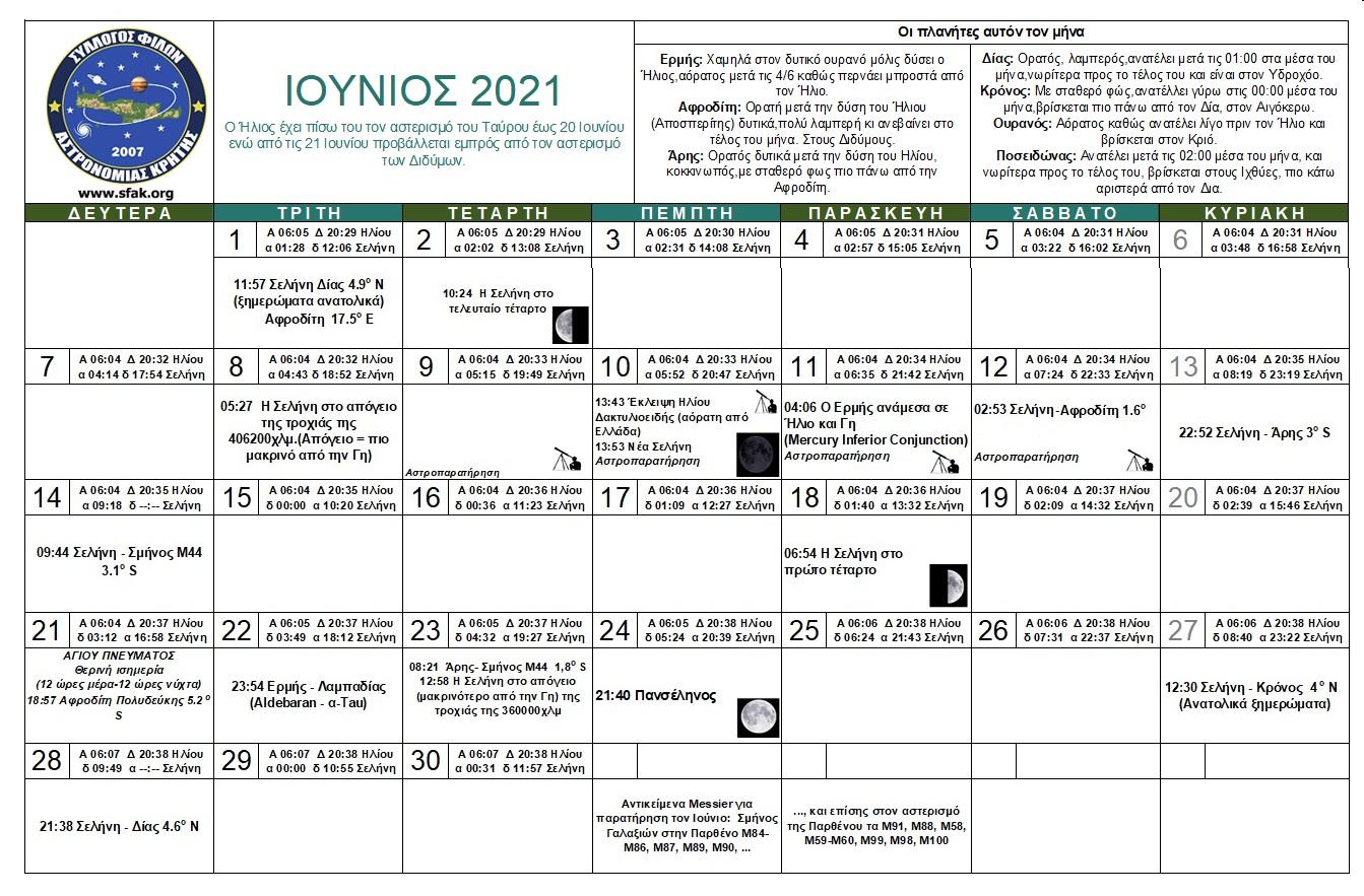 Ιούνιος 2021
